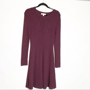 Michael Michael lots sweater dress sz Large  Roef